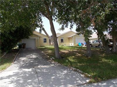 Cape Coral Multi Family Home For Sale: 1619 SW 33rd Ter
