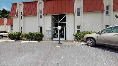 Cape Coral Condo/Townhouse For Sale: 4912 Vincennes St #106