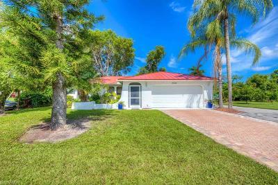 Bonita Springs Multi Family Home For Sale: 27840/842 Michigan St