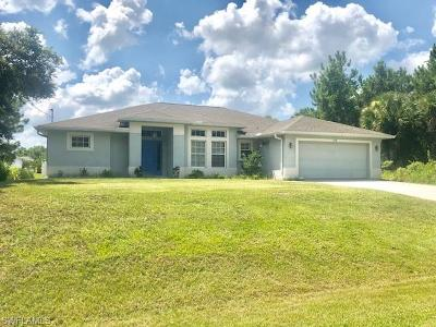 North Port Single Family Home For Sale: 3328 Waterloo Ter