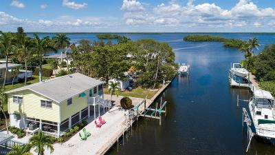 Fort Myers Beach Single Family Home For Sale: 248 Driftwood Ln