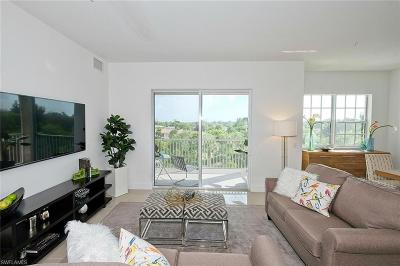 Fort Myers Condo/Townhouse For Sale: 11701 Olivetti Ln #208