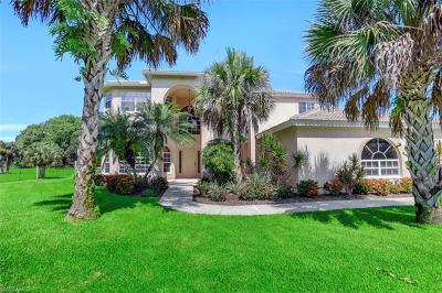 Fort Myers Single Family Home For Sale: 4570 Orange River Loop Rd