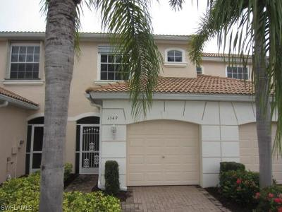 Coral Lakes Condo/Townhouse For Sale: 1349 Weeping Willow Ct