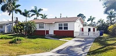 Lehigh Acres Single Family Home For Sale: 4203 3rd St W