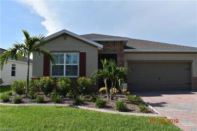 Entrada Single Family Home For Sale: 3122 Amadora Cir