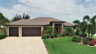 Cape Coral Single Family Home For Sale: 4625 SW 22nd Ave