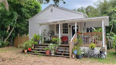 Labelle FL Single Family Home For Sale: $142,000