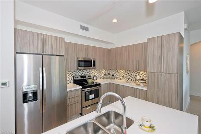 Fort Myers Condo/Townhouse For Sale: 11701 Olivetti Ln #108