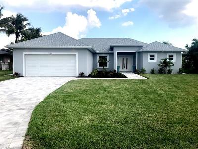 Cape Coral Single Family Home For Sale: 1164 SE 13th Ter