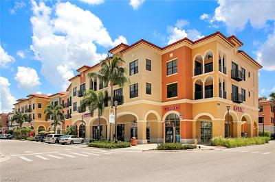 Estero Condo/Townhouse For Sale: 23191 Fashion Dr #8107