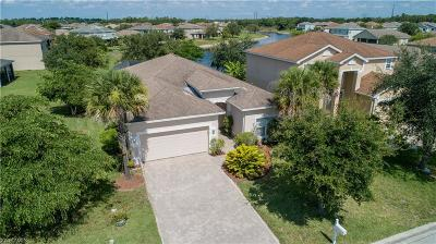Lehigh Acres Single Family Home For Sale: 8169 Silver Birch Way