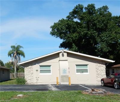 Fort Myers Multi Family Home For Sale: 1005-1007 Polk St