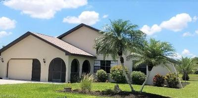 Lehigh Acres Single Family Home For Sale: 178 Karlow Ave
