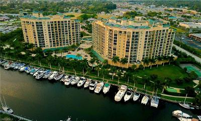 North Fort Myers Condo/Townhouse For Sale: 3414 Hancock Bridge Parkway #302
