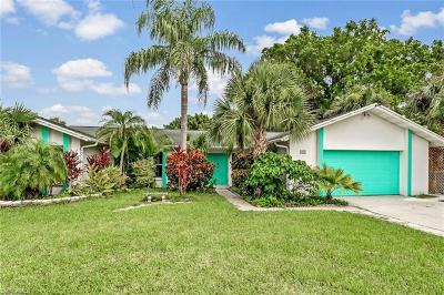 North Fort Myers Single Family Home For Sale: 1670 Saint Clair Ave E