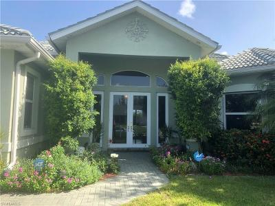 Cape Coral Single Family Home For Sale: 837 SW 22nd Ter