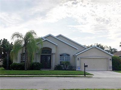 Single Family Home For Sale: 14596 Calusa Palms Dr