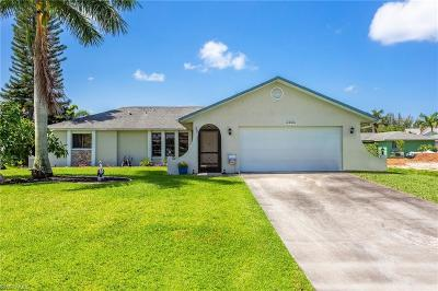 Cape Coral Single Family Home For Sale: 3508 SW 6th Ter