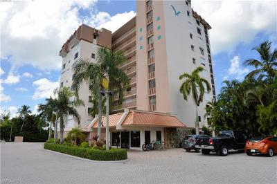 Fort Myers Beach Condo/Townhouse For Sale: 2810 Estero Blvd #813