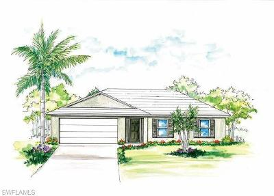 Cape Coral Single Family Home For Sale: 1117 NW 12th Ter