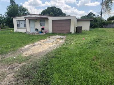 Lehigh Acres Single Family Home For Sale: 101 Apache St