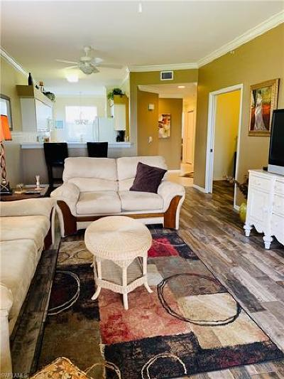 Fort Myers Condo/Townhouse For Sale: 8076 Queen Palm Ln #418