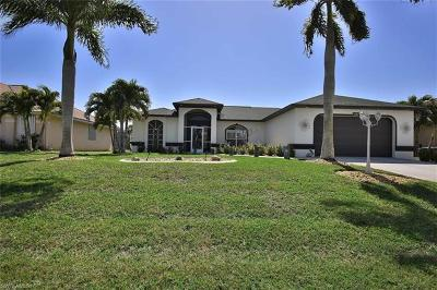 Cape Coral Single Family Home For Sale: 1424 SW 47th St