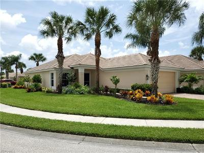Cape Coral Single Family Home For Sale: 2512 Woodbourne Pl