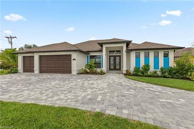 Cape Coral Single Family Home For Sale: 4505 Orchid Blvd