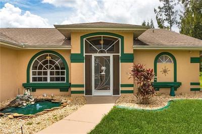 Cape Coral Single Family Home For Sale: 228 NE 9th St