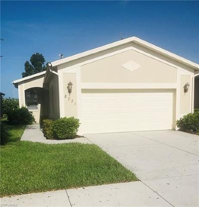 Collier County Single Family Home For Sale: 8731 Ibis Cove Cir