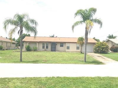 Cape Coral Single Family Home For Sale: 1157 SE 32nd St