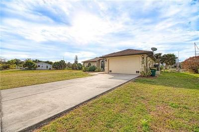 Port Charlotte Single Family Home For Sale: 18281 Ohara Dr