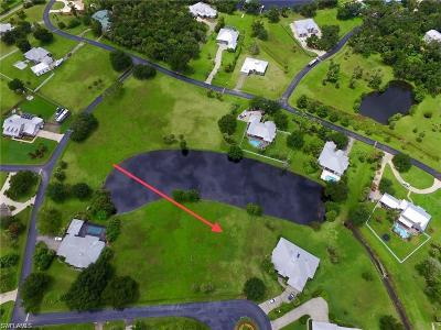 Alva Residential Lots & Land For Sale: 16620 Willow Point Ct