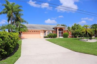 Cape Coral Single Family Home For Sale: 4532 SW 17th Ave