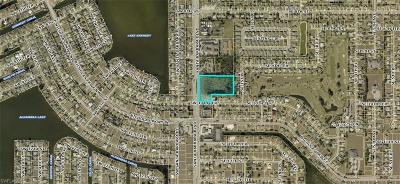 Cape Coral Commercial Lots & Land For Sale: 927 Santa Barbara Blvd