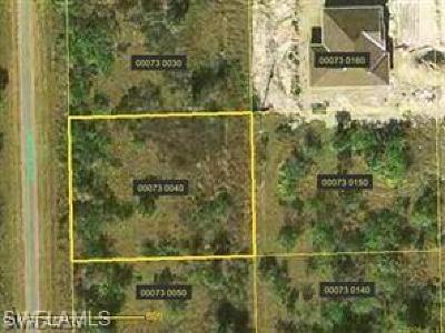 Fort Myers Residential Lots & Land For Sale: 6028 Lacota Ave