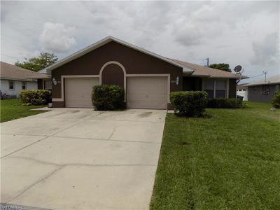 Cape Coral Multi Family Home For Sale: 1022 SE 11th St