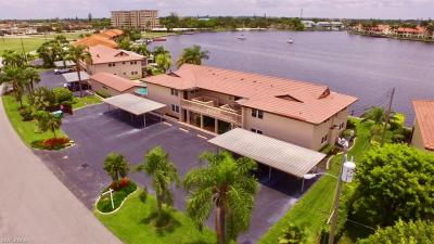 Cape Coral Condo/Townhouse For Sale: 416 Tudor Dr #6