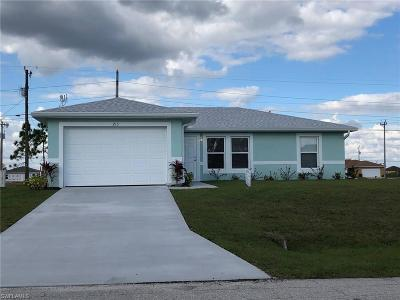 Cape Coral Single Family Home For Sale: 1227 NW 21st Pl