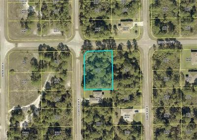Lehigh Acres Residential Lots & Land For Sale: 717 Giorgio Ave S