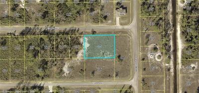 Lehigh Acres Residential Lots & Land For Sale: 1224 Echard St E