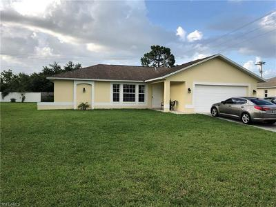 Cape Coral Single Family Home For Sale: 1709 NE 1st St