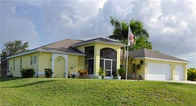 Cape Coral Single Family Home For Sale: 708 NW 20th St