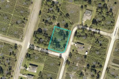 Lehigh Acres Residential Lots & Land For Sale: 614 Cypress Ave S