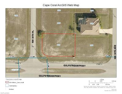 Cape Coral Residential Lots & Land For Sale: 1601 NW 38th Pl