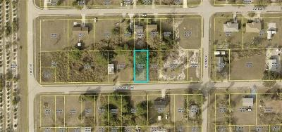 Alva Residential Lots & Land For Sale: 23071 Roundtree Ave