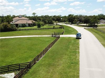 Alva Residential Lots & Land For Sale: 18621 River Estates Ln