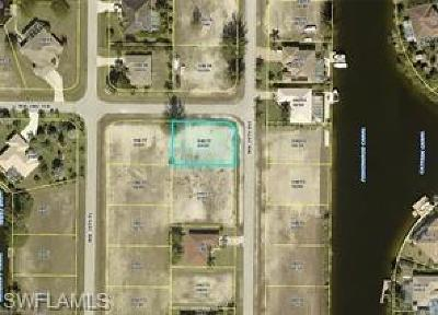 Cape Coral Residential Lots & Land For Sale: 210 NW 38th Ave